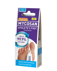 Mycosan Athlete's foot treatment